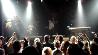 Nitzer Ebb & Die Krupps - Machineries Of Joy (Majestic Music Club, 30. 4. 2011 Bratislava)