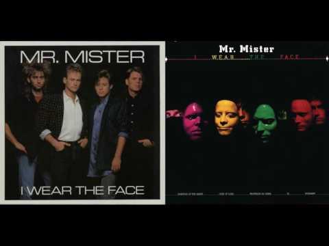 Mr. Mister - I Wear The Face [1984 full album]