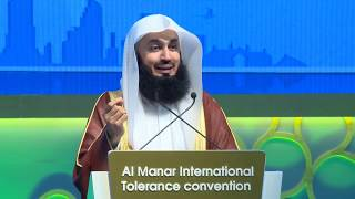 Muhammad ﷺ Beacon of Tolerance - Mufti Menk