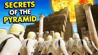 THE SECRETS OF THE FORMATA PYRAMID! (Formata Funny Gameplay)