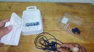 [REVIEW] Đập hộp tai nghe SAMSUNG EG920B khử tiếng ồn giá 280K giảm chỉ còn 200K ở Điện Máy Xanh.