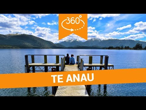 Things to Do in Te Anau in 360 - New Zealand VR