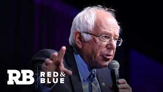 Polls show Bernie Sanders with tight lead in New Hampshire