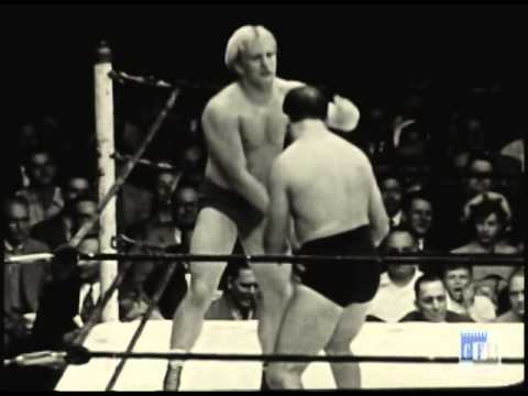 Lou Thesz vs. Buddy Rogers