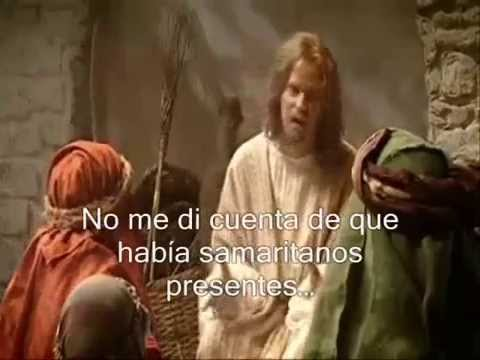 "Jesus teaches about ""The Good Samaritan"" (subtitulado)"