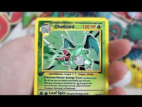 *Never Seen Before* Pokemon Cards