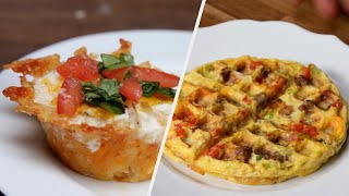 Egg-celent Egg Recipes Anyone Can Make •Tasty