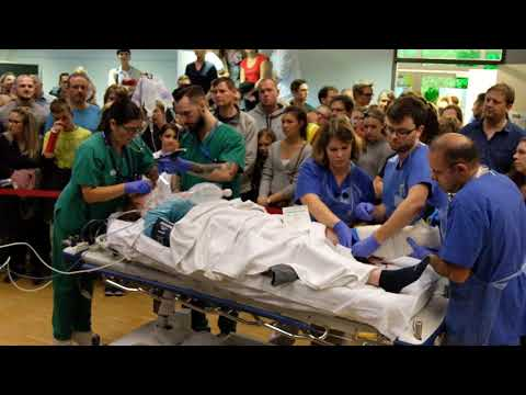 Klinikum Fürth - Schockraum Szenario