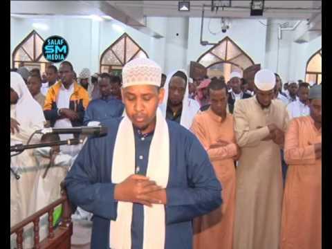 4th Night of Ramadan 2016 Abubakar Mosque Eastleigh Nairobi (imam Nucman & imam Ahmed)