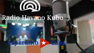 Radio Havano Kubo Esperanto 25 -10 -2020