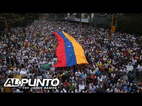 ¿Lograrán las protestas sacar a Nicolás Maduro de la presidencia de Venezuela?
