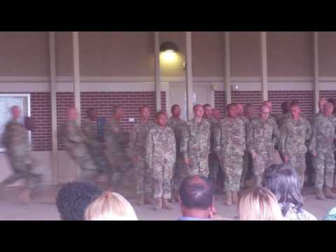 Echo Co. 146 Bn Fort Benning Family Day Video 1(1)