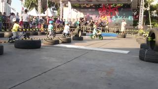 Qualifying round (2.5yr-4yr)@Kid City Cruize (Zoom version)