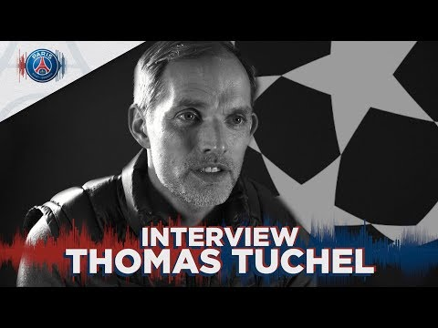 INTERVIEW THOMAS TUCHEL : PARIS SAINT-GERMAIN vs LIVERPOOL (FR & UK)