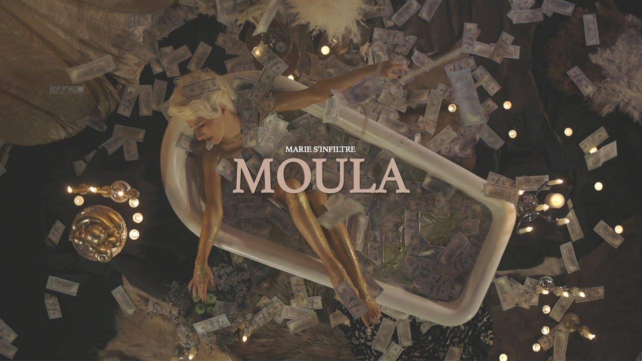 MARIE S'INFILTRE - MOULA (Clip Officiel)