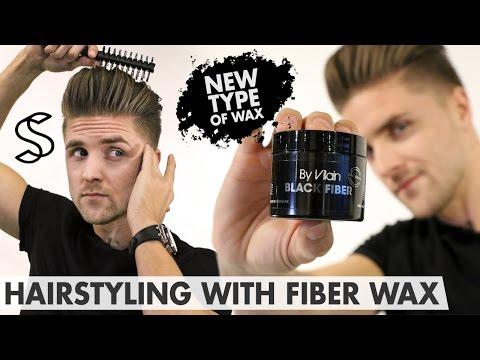 Popular Everyday Hairstyle - New By Vilain Black Fiber - Black Friday Men's Hair