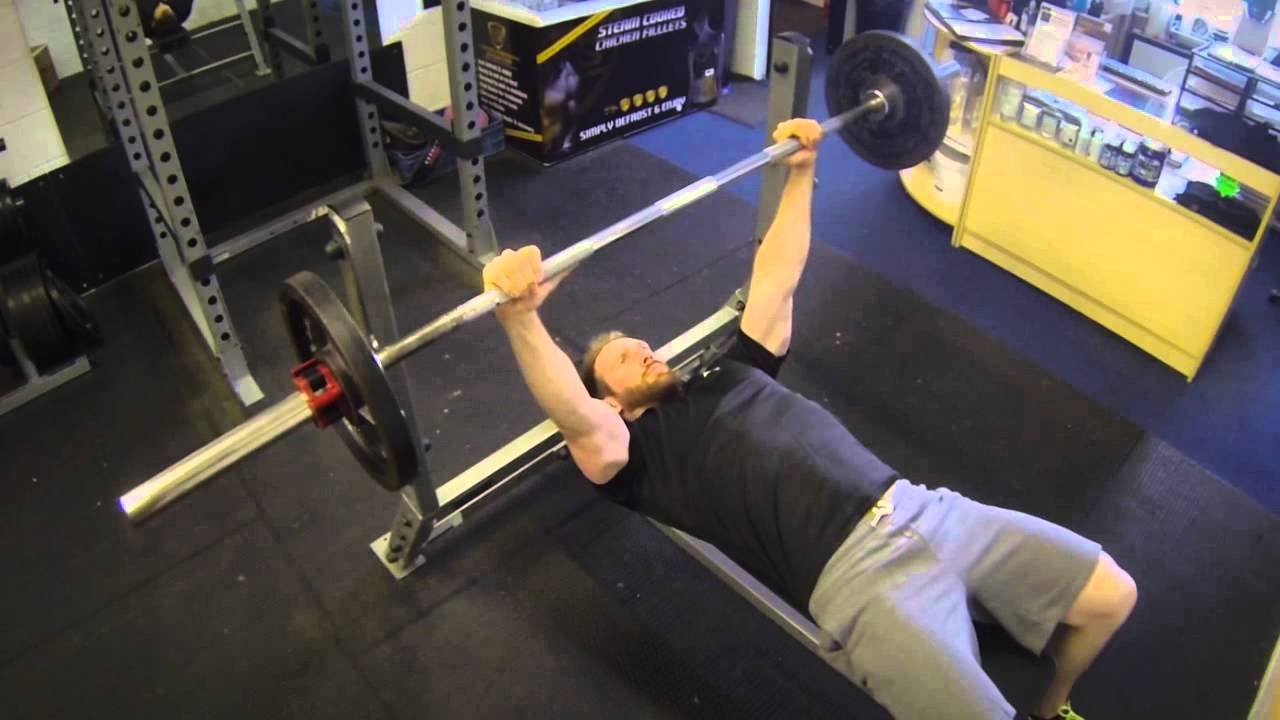 Lovely Guillotine Bench Press Part - 7: Barbell Guillotine Bench Press
