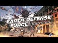 EARTH DEFENSE FORCE IRON RAIN Gameplay Walkthrough Part 1 FULL GAME  No Commentary