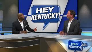Ricky Jones Talks the University of Louisville