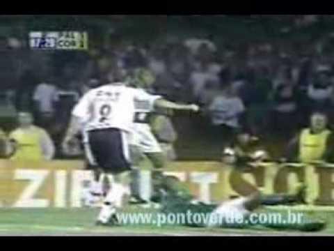 Jogos Eternos – Palmeiras 3x2 Corinthians 2000 - Imortais do