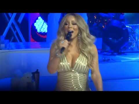 Mariah Carey - Christmas (Baby Please Come Home) 12-16-17