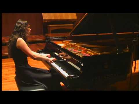 Busoni Piano Competition 2013 Solo Semi-final Maria Mazo