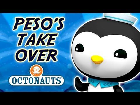 Octonauts - Peso's take over | Cartoons for Kids | Underwater Sea Education