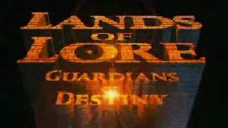 Lands of Lore 2 : Guardians of Destiny (1997) PC game trailer & intro