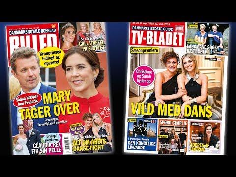 f201e395 SOMMERTOGT: Dronning Margrethe svingede med klokken | BILLED-BLADET