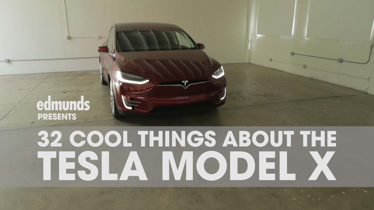 Edmunds What'S My Car Worth >> 32 Cool Things About The Tesla Model X