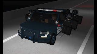 ROBLOX | Firestone DHS Patrol pursuit and Warrant Hunt
