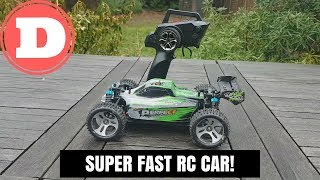 WLtoys A959 - A 1:18 4WD RC Off-road Truck In-Depth Review - Broke My Car!