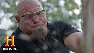 Tree Chop Challenge: The Strongest Man in History (Season 1) | History