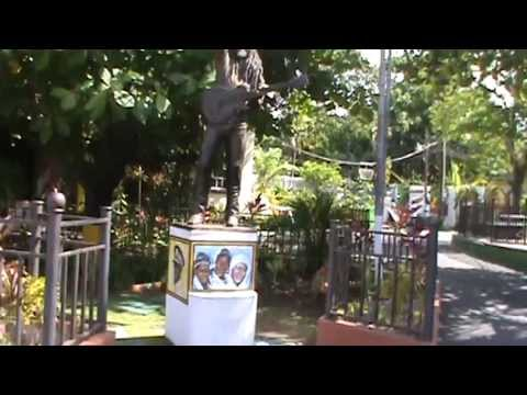 Visita al Museo Bob Marley, Kingston, Jamaica-miembros Wacc caribe