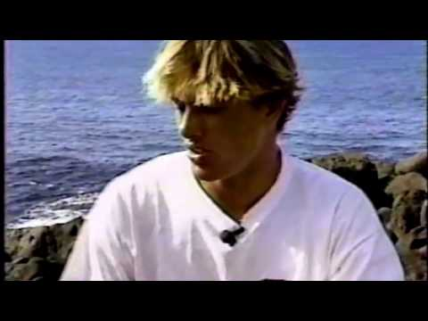 Kelly Slater and Mark Foo interview