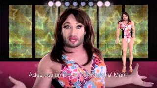 Repeat youtube video NAOMI vs CONCHITA WURST  ( official HD )