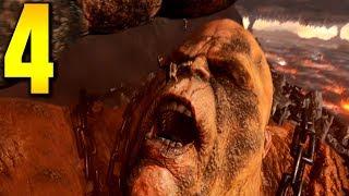 "God of War 3 - Part 4 ""CRONOS"" (Gameplay/Walkthrough)"