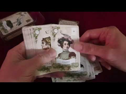 Old Style Lenormand vidéo