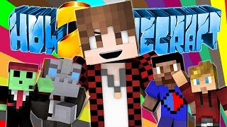 How To Minecraft SMP: ALL OUT WAR OF THE ENDER DRAGON! (HTM SMP S2 FINALE)