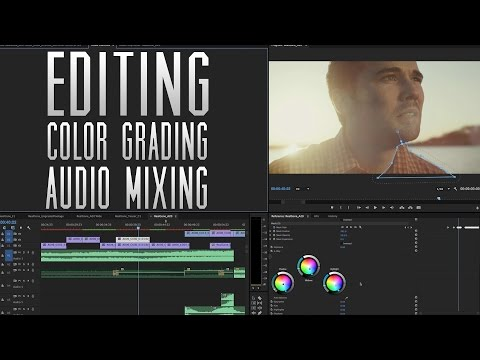 FRES | Editing, Sound Mixing & Color Grading
