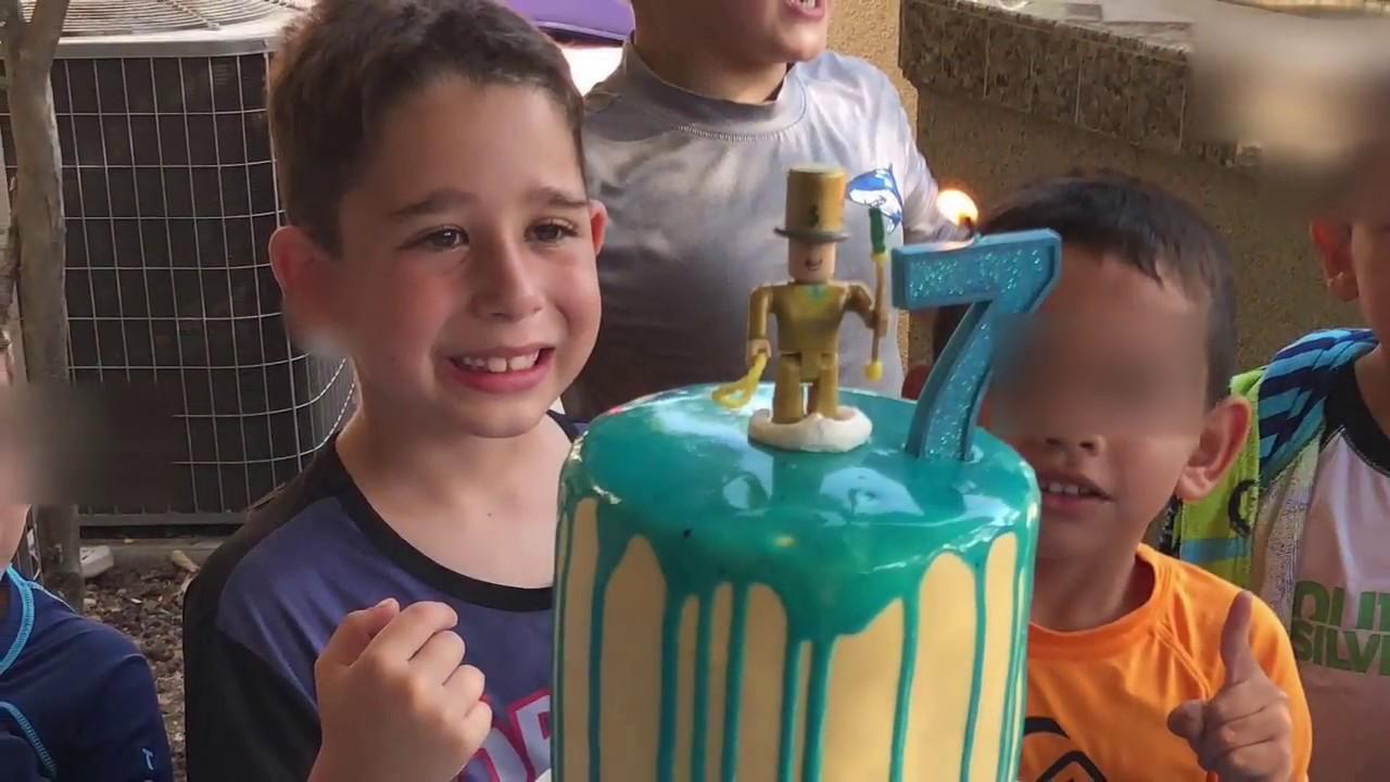 Roblox Cake Youtube