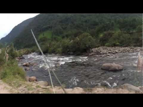 Ecuador Fly Fishing Cuenca