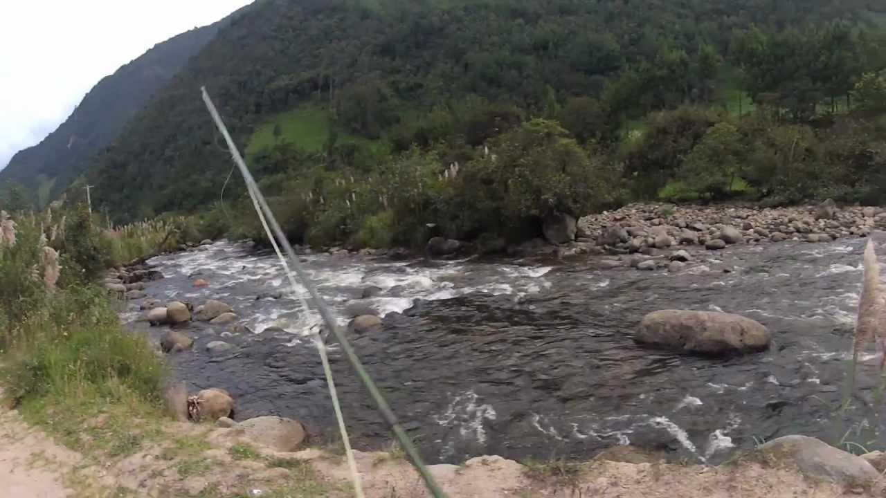 Ecuador fly fishing cuenca youtube for Fishing in ecuador