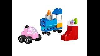 Advent Calendar Toys (how to build) | LEGO CLASSIC 10692