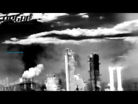 EyeCGas 2.0 Oil Refinery Detection