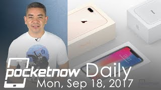 iPhone X vs iPhone 8, Huawei Mate 10 teasers & more   Pocketnow Daily