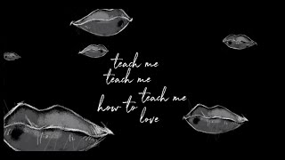Shawn Mendes - Teach Me How To Love (Lyric Video)