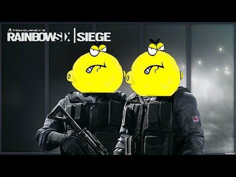 Operation Lemon- Rainbow Six Siege!!