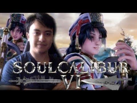 Soul Calibur 6 - Talim Gameplay Reveal Reaction And Breakdown