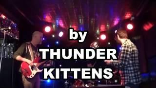 """Cherry Tree"" 4/27/18 by THUNDER KITTENS"